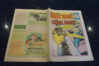 The HORNET Comic - Issue 582 - Date 02/11/1974 - UK Paper Comic