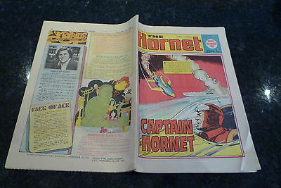 The HORNET - Issue 594 - Date 25/01/1975 - UK Paper Comic