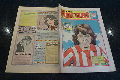 The HORNET - Issue 599 - Date 01/03/1975 - UK Paper Comic