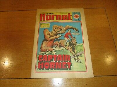 The HORNET - Issue 615 - Date 21/06/1975 - UK Paper Comic