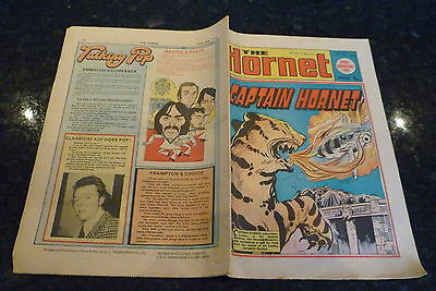The HORNET - Issue 616 - Date 28/06/1975 - UK Paper Comic
