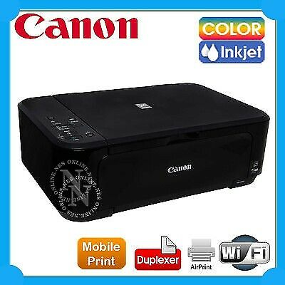 Canon PIXMA MG3560/MG3660 3in1 Wireless Photo Printer+Duplexer/PG640/CL641 Ink