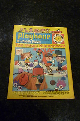 PLAYHOUR & HEY DIDDLE DIDDLE - (1973) - Date 29/09/1973 - UK Paper