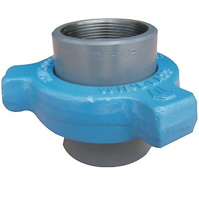 "Hammer Union 2"" Fig 206 Threaded Standard Service"