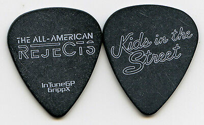 ALL AMERICAN REJECTS 2012 Kids Tour Guitar Pick!!! custom concert stage Pick #1