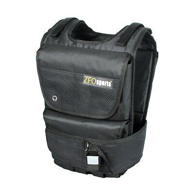 ZFO Sports® -80lbs WEIGHT WEIGHTED VEST/80LB WEIGHTS INCLUDED/Check Our Feedback