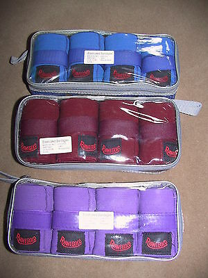 Elasticated Leg Bandages (Sold In Set Of Four)