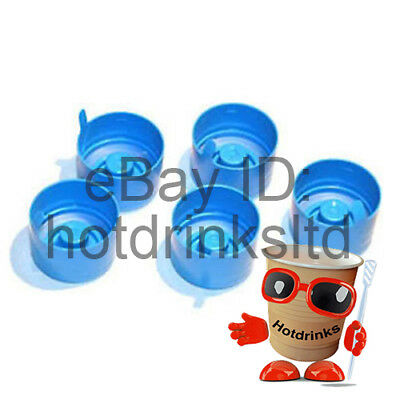 Water Cooler Bottle Caps, Tops, Lids, Self Piercing **END OF SUMMER SALE**