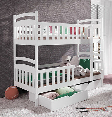 kinderhochbett kinderbett hochbett etagenbett doppelstockbett 180 80 eur 419 50 picclick de. Black Bedroom Furniture Sets. Home Design Ideas
