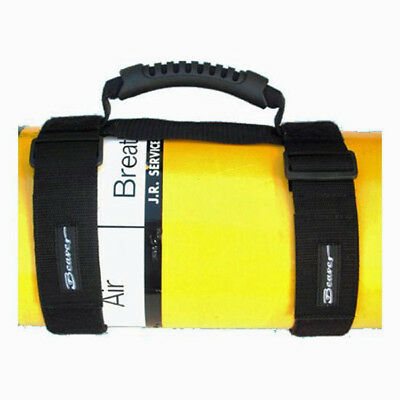 Scuba Diving Easy Attach Cylinder Tank Adjustable Transport Carry Strap Handle