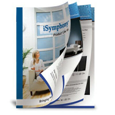 """1000 12 Page Booklet / Catalog / Brochures / REAL PRINTING 8 1/2"""" x 11"""" Catalogs"""