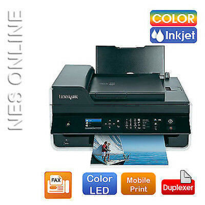 Lexmark S415 4in1 Wireless Duplex Printer+iPhone/Tablet Mobile Printing 90T4130