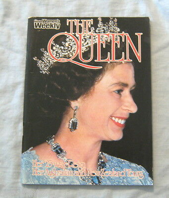 #PP.  TWO MAGAZINES etc - THE QUEEN & ROYAL PESENCE IN AUSTRALIA 1867-1986