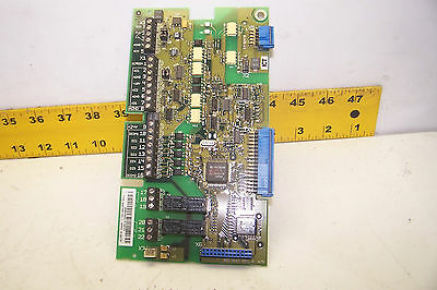 ABB REPLACEMENT CIRCUIT BOARD FOR ACH401600612 VFD DRIVE SNAT4041