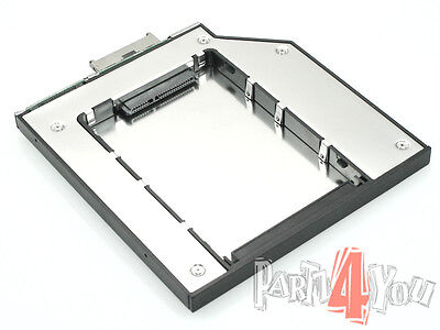 Second Hard Disk Caddy Carrier HDD SSD HP NC6400 6910p NC8230 NW8240
