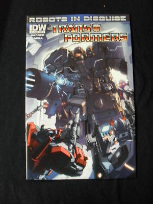 The Transformers: Robots In Disguise #7 Cover B (Idw Comics)