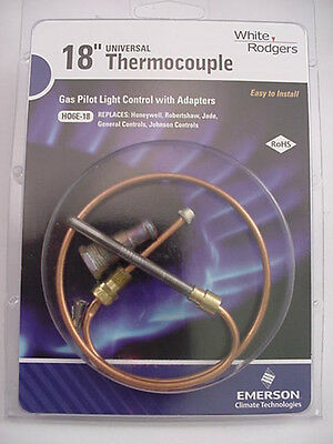 """White Rodgers H06E-18 Thermocouple   18""""  Ships on the Same Day of the Purchase"""