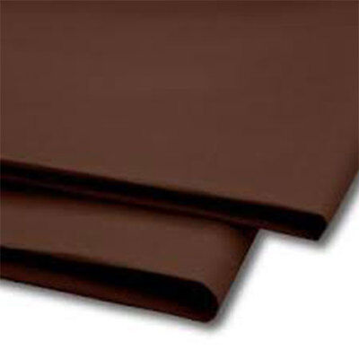 480 Sheets Brown Tissue Paper 500x750 Acid Free