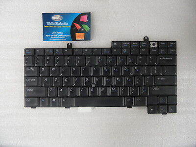 Lot of 5 Dell Latitude D600 600m Laptop Tested Keyboard w/ Pointer 01M745 1M745