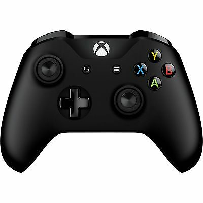 Microsoft Xbox One S Wireless Bluetooth Game Pad Controller PC Android+USB Cable