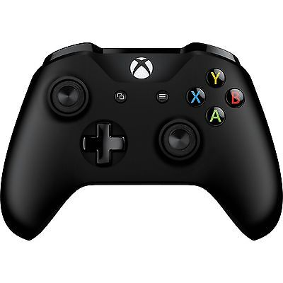 Microsoft Xbox One Wireless Controller with Wired USB Cable Windows 7 8 10 PC