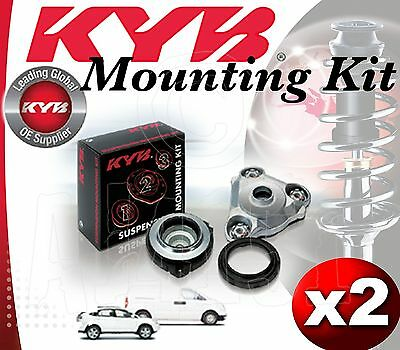 2x KYB FRONT Shock Absorber TOP MOUNTING KIT VOLVO XC70 XC90 2000-ON #SM5475