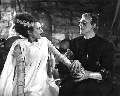 Boris Karloff Bride Of Frankenstein 8X10 Movie Tv Glossy Photo Classic