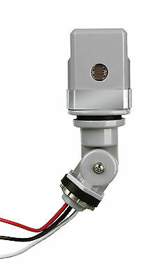 Low Voltage Landscape Lighting Photocell model LCS-624A - 24 VAC