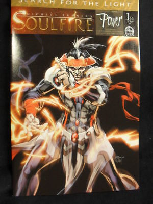 Michael Turner's Soulfire Power #1 Cvr A (Aspen Comics)