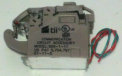 Tii 95S-1-11 VDSL ADSL2+ IPTV Pots Splitter NEW Allows Phone and Dats Services