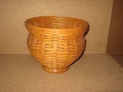 Longaberger 1 of 30 Director only basket 2001 Discover the Gift Basket 20th BEE
