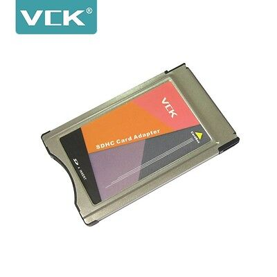 NEW Original Mercedes-Benz PCMCIA TO SD PC CARD ADAPTER Support SDHC up to 32GB