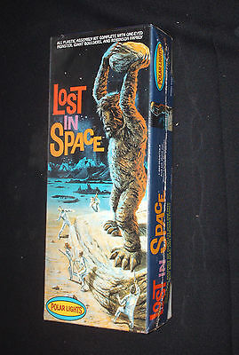 Lost In Space Model Kit - One Eyed Monster - 1997 Polar Lights - Model #5031