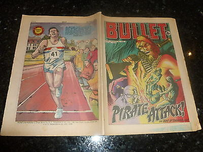 BULLET Comic - Issue 126 - Date 08/07/1978 - UK Comic