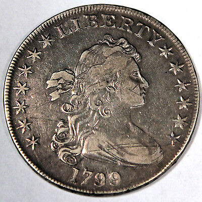 1799 Early Dollar