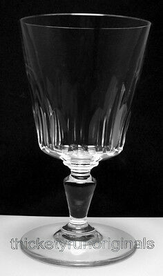 BACCARAT Crystal BIARRITZ Water Goblet 5 3/4""