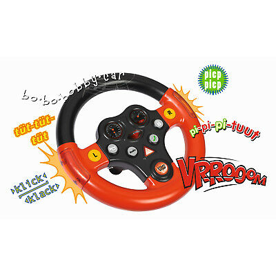 Big Multi Sound Wheel Lenkrad mit Sound für Big Bobby Cars New u. Classic NEU