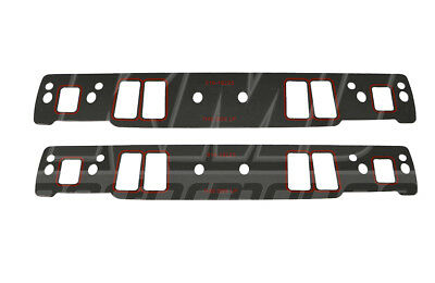 """SBC Small Block Chevy .060"""" Thick Vortec Intake Manifold Gaskets 305 350 5.0 5.7"""