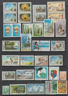 New Caledonia – Stockpage Lot (Id:221/d15652)