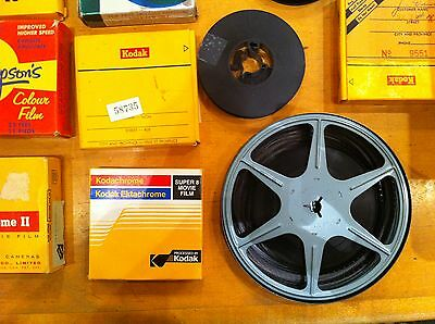 8Mm Film Projector Transfer Service &ship Back For Free