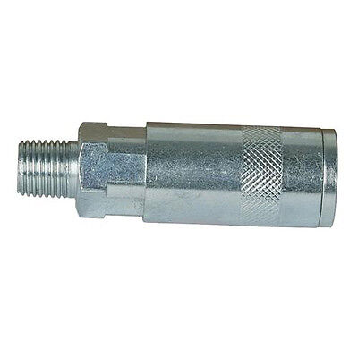 QTY 2 Air Line Quick Coupler - 6mm (1/4  Inch) BSP