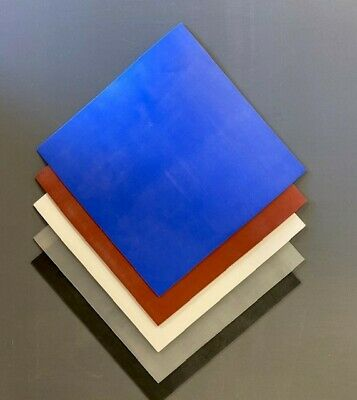 Silicone Rubber Sheet 200Mmsq, 1,1.5,2,3,4,5,6,8,and 10Mmthk