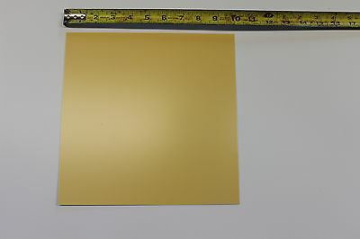 """POLYSTYRENE PLASTIC SHEET .080/"""" THICK 8/"""" X 12/""""  CREME COLOR"""