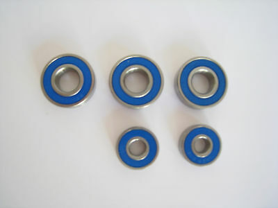Mavic Cosmic Ultimate Ceramic Ball Bearing Front & Rear Wheels Rebuild Kit