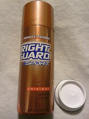 Right Guard Sport Deodorant can safe stash diversion hide cash jewelry money