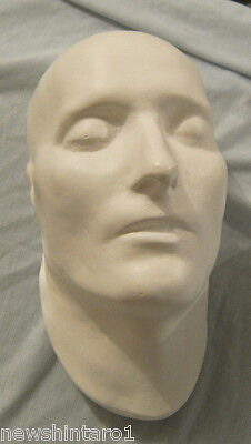 Napoleon Bonaparte Wall Mounting  Bust Made From Death Mask