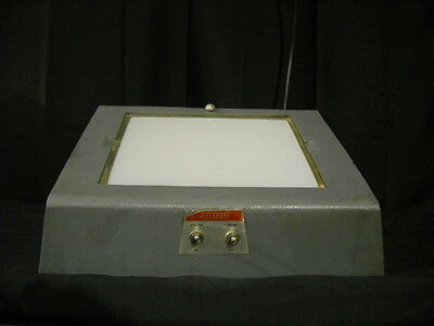 Shandon X-Ray Viewing Xray Viewer Light Box Illuminator Cat # 2858