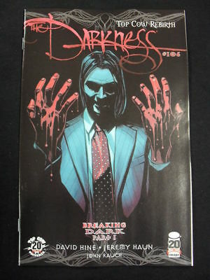 The Darkness #106 David Hine/jeremy Haun (Image Comics)