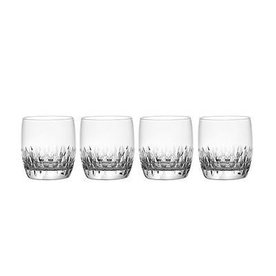 Mikasa Capella Crystal Double Old Fashioned, Set of 4