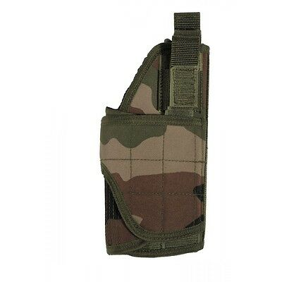 Holster Mod One 2 Camouflage Gaucher Molle Armee Airsoft Paintball Pr